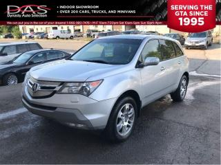 Used 2009 Acura MDX LEATHER/SUNROOF/7 PASS for sale in North York, ON