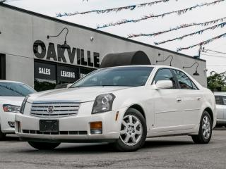 Used 2006 Cadillac CTS 4dr Sdn 2.8L for sale in Oakville, ON