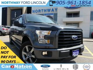 Used 2016 Ford F-150 XLT | NAV | REAR CAM | RUNNING BOARDS | LOW KM | for sale in Brantford, ON