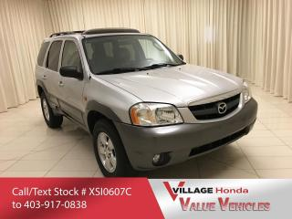 Used 2003 Mazda Tribute ES AWD for sale in Calgary, AB