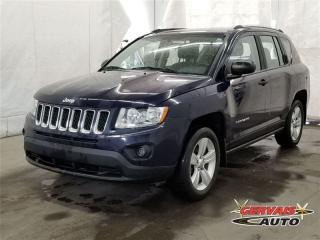 Used 2012 Jeep Compass SPORT 4X4 A/C MAGS for sale in Saint-georges-de-champlain, QC