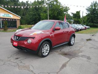 Used 2011 Nissan Juke SV for sale in Barrie, ON