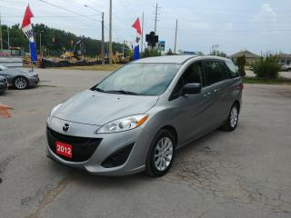 Used 2012 Mazda MAZDA5 GS for sale in Barrie, ON