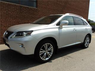 Used 2013 Lexus RX 350 NAVIGATION TOURING AIR COOLED SEATS for sale in Oakville, ON