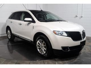 Used 2014 Lincoln MKX AWD CUIR TOIT PANO for sale in St-Constant, QC