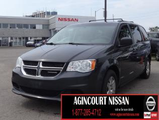 Used 2012 Dodge Grand Caravan SE/SXT 7 PASSENGER |AS-IS SUPERSAVER| for sale in Scarborough, ON