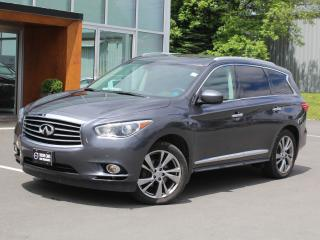 Used 2014 Infiniti QX60 Base AWD | HEATED LEATHER | NAV | BACK UP CAM | SUNROOF for sale in Fredericton, NB
