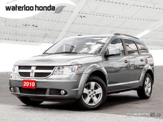 Used 2010 Dodge Journey SXT Only 69,000 km! for sale in Waterloo, ON