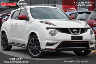 Used 2014 Nissan Juke NISMO for sale in Whitby, ON