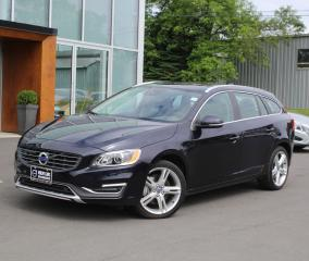 Used 2017 Volvo V60 T5 Special Edition Premier AWD | FULL VOLVO WARRANTY TO 160K for sale in Fredericton, NB