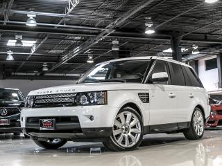 Used 2013 Land Rover Range Rover Sport HSE LUXURY|NAVI|REAR CAM|HARMAN KARDON|LOADED for sale in North York, ON