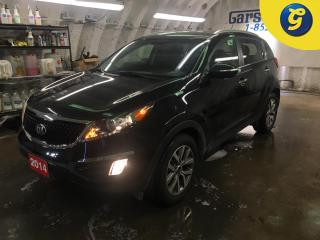 Used 2014 Kia Sportage EX*PUSH BUTTON IGNITION*PHONE CONNECT*BACK UP CAMERA*HILL  DECENT CONTROL*FRONT HEATED SEATS*FM/AM/SAT/JUKEBOX/AUXILIARY/ USB/CD*ECO MODE* for sale in Cambridge, ON