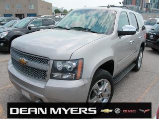 Used 2009 Chevrolet Tahoe LTZ for sale in North York, ON