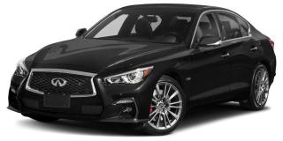 New 2018 Infiniti Q50 3.0T Sport AWD for sale in Unionville, ON
