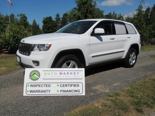 Used 2013 Jeep Grand Cherokee 4X4, LEATHER, PANO ROOF, WARR, FINANCE for sale in Surrey, BC