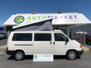 Used 1995 Volkswagen Eurovan NEW TRANSMISSION! READY TO GO! for sale in Langley, BC