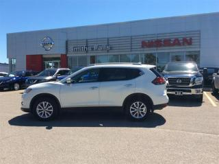 Used 2017 Nissan Rogue SV AWD CVT for sale in Smiths Falls, ON