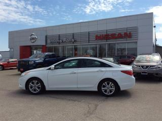 Used 2013 Hyundai Sonata Limited at for sale in Smiths Falls, ON