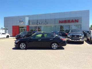 Used 2015 Nissan Altima Sedan 2.5 SL CVT for sale in Smiths Falls, ON
