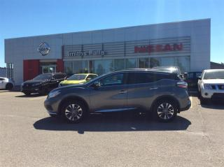 Used 2016 Nissan Murano S FWD CVT for sale in Smiths Falls, ON