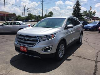 Used 2017 Ford Edge SEL AWD V6! for sale in Brantford, ON