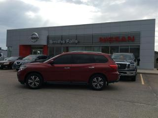 Used 2017 Nissan Pathfinder SV V6 4x4 at for sale in Smiths Falls, ON