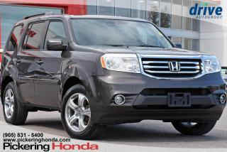 Used 2014 Honda Pilot EX-L Bluetooth|Rearview Camera|Leather Upholstery for sale in Pickering, ON
