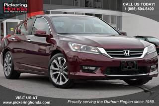 Used 2015 Honda Accord Sport Bluetooth|Rearview Camera|Cruise Control for sale in Pickering, ON