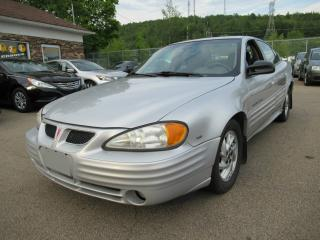 Used 2001 Pontiac Grand Am Berline SE1 for sale in Quebec, QC