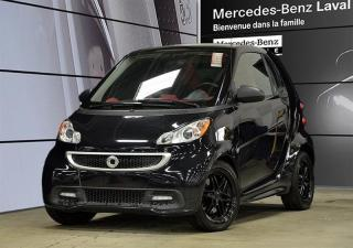 Used 2015 Smart fortwo PASSION for sale in Laval, QC