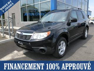 Used 2009 Subaru Forester 2.5X for sale in Longueuil, QC