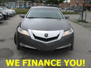 Used 2009 Acura TL w/Nav Pkg for sale in North York, ON