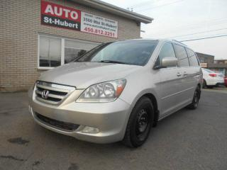 Used 2006 Honda Odyssey Touring for sale in Saint-hubert, QC