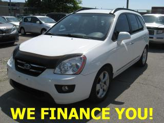 Used 2008 Kia Rondo EX LUXURY for sale in North York, ON