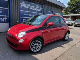 Used 2012 Fiat 500 Toit + Mag for sale in Boisbriand, QC