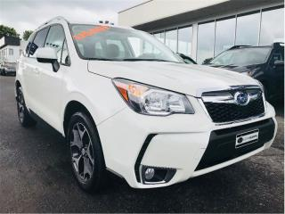Used 2016 Subaru Forester 2.0XT Touring for sale in Levis, QC