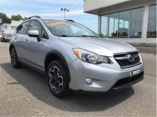 Used 2015 Subaru XV Crosstrek Touring for sale in Levis, QC