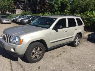 Used 2007 Jeep Cherokee laredo for sale in Toronto, ON
