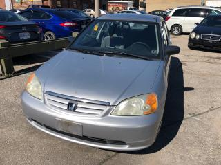 Used 2003 Honda Civic DX-G for sale in Toronto, ON