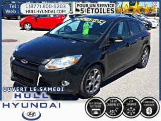 Used 2014 Ford Focus SE for sale in Gatineau, QC