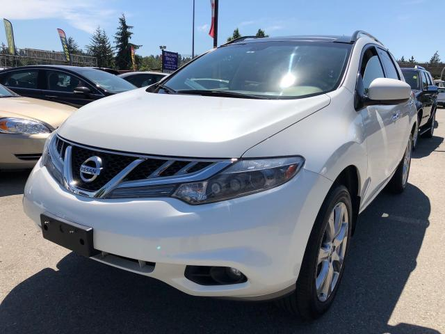 2013 Nissan Murano PLATINUM, Local, LEATHER, HTD SEATS, MOONROOF