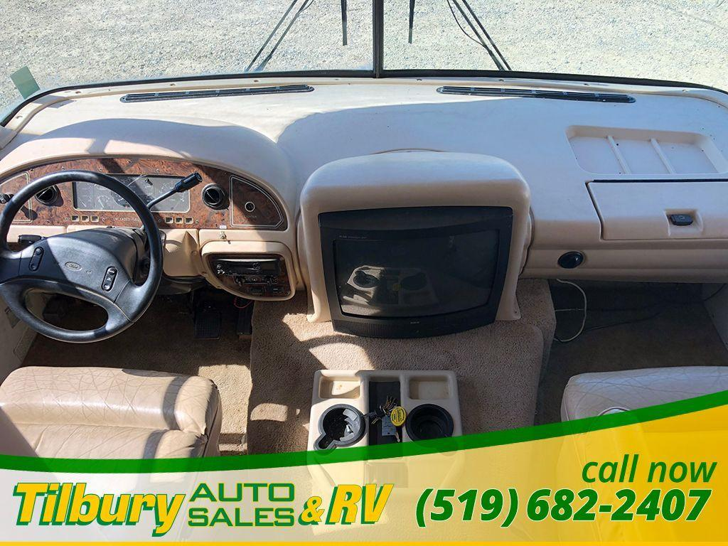 Used 1997 Thor Motor Coach Windsport Class A For Sale In
