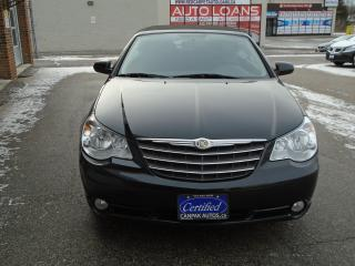 Used 2010 Chrysler Sebring Touring for sale in Scarborough, ON