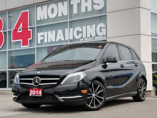 Used 2014 Mercedes-Benz B250 Sports Tourer | Lane Assist | Leather | Navigation for sale in St Catharines, ON