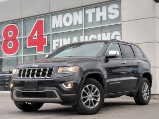 Used 2016 Jeep Grand Cherokee Limited 4x4 | Leather | Power Liftgate for sale in St Catharines, ON