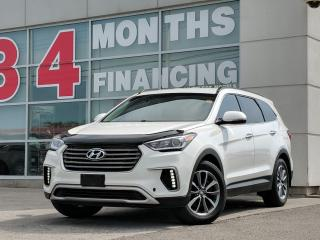 Used 2017 Hyundai Santa Fe XL Premium | Blindspot Alert | Climate Control for sale in St Catharines, ON