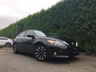 Used 2018 Nissan Altima 2.5 SV + HEATED FT SEATS + BACK-UP CAM + SUNROOF + BLIND-SPOT MONITORING SYSTEM for sale in Surrey, BC