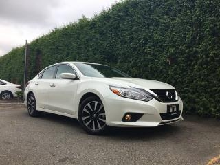Used 2018 Nissan Altima 2.5 SV + HEATED FT SEATS + SUNROOF + BACK-UP CAM + BLIND-SPOT MONITORING SYSTEM for sale in Surrey, BC