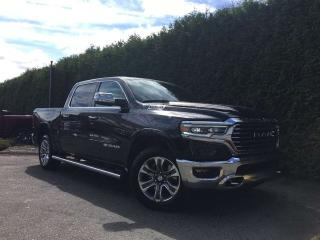 Used 2019 RAM 1500 LARAMIE LONGHORN for sale in Surrey, BC