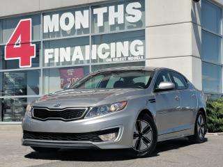 Used 2013 Kia Optima Hybrid Climate Control | Backup Camera for sale in St Catharines, ON